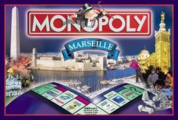 Boite du Monopoly Marseille (version 1)
