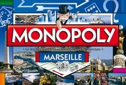 Boite du Monopoly Marseille (version 2)