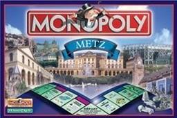 Boite du Monopoly Metz