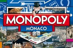 Boite du Monopoly Monaco