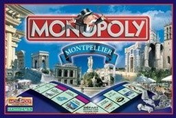 Boite du Monopoly Montpellier (version 1)