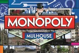 Boite du Monopoly Mulhouse