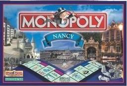 Boite du Monopoly Nancy (version 1)