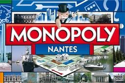 Boite du Monopoly Nantes (version 2011)
