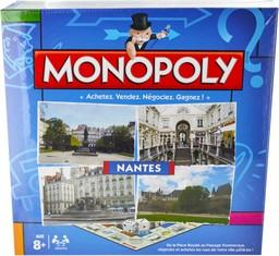 Boite du Monopoly Nantes (version 2014)