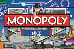 Boite du Monopoly Nice (version 2)