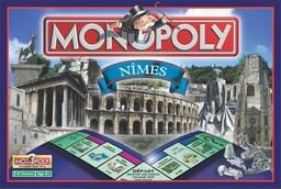 Boite du Monopoly Nîmes