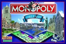 Boite du Monopoly Orléans