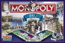 Boite du Monopoly Pau