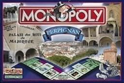 Boite du Monopoly Perpignan