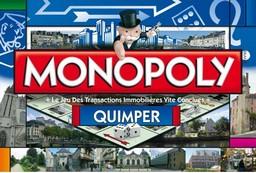 Boite du Monopoly Quimper