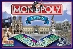 Boite du Monopoly Reims