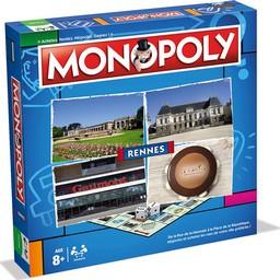 Boite du Monopoly Rennes (version 2014)