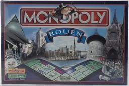 Boite du Monopoly Rouen