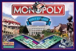 Boite du Monopoly Saint-Étienne