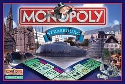 Boite du Monopoly Strasbourg (version 1)