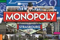 Boite du Monopoly Strasbourg (version 2)
