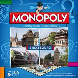 Boite du Monopoly Strasbourg (version 2015)