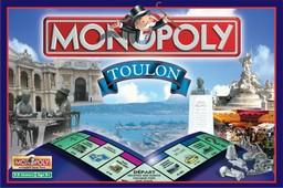 Boite du Monopoly Toulon