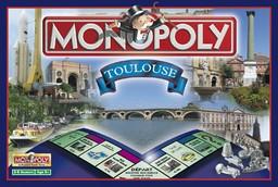 Boite du Monopoly Toulouse (version 2)