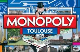 Boite du Monopoly Toulouse (version 3)