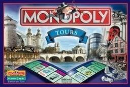 Boite du Monopoly Tours