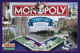 Boite du Monopoly Troyes