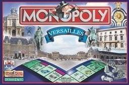Boite du Monopoly Versailles