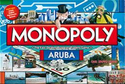 Boite du Monopoly Aruba