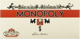 Boite du Monopoly 1935 First Deluxe Edition