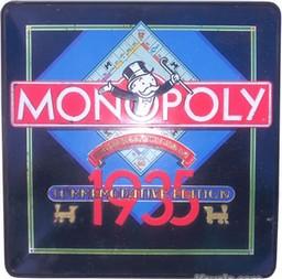 Boite du Monopoly 50e Anniversaire
