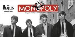 Boite du Monopoly The Beatles (version 1)
