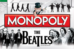 Boite du Monopoly The Beatles (version 3)