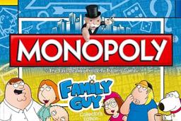 Boite du Monopoly Family Guy