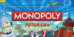 Boite du Monopoly Futurama
