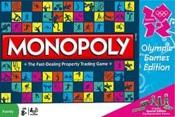 Boite du Monopoly London 2012