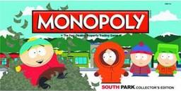Boite du Monopoly South Park