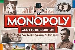 Boite du Monopoly Alan Turing