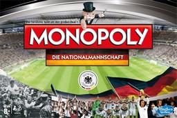 Boite du Monopoly Die Nationalmannschaft