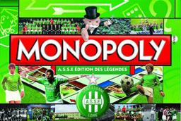 Boite du Monopoly A.S.S.E. Édition des légendes