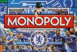 Boite du Monopoly Chelsea FC