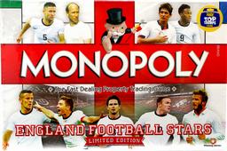 Boite du Monopoly England Football Stars