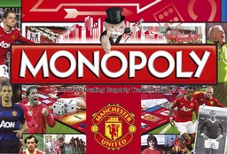 Boite du Monopoly Manchester United
