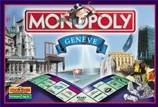 Boite du Monopoly Genève (version 1)