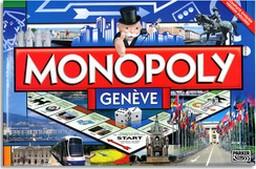 Boite du Monopoly Genève (version 2)