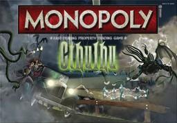 Boite du Monopoly Cthulhu