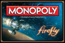 Boite du Monopoly Firefly
