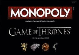 Boite du Monopoly Game of Thrones