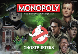 Boite du Monopoly Ghostbusters