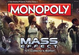 Boite du Monopoly Mass Effect